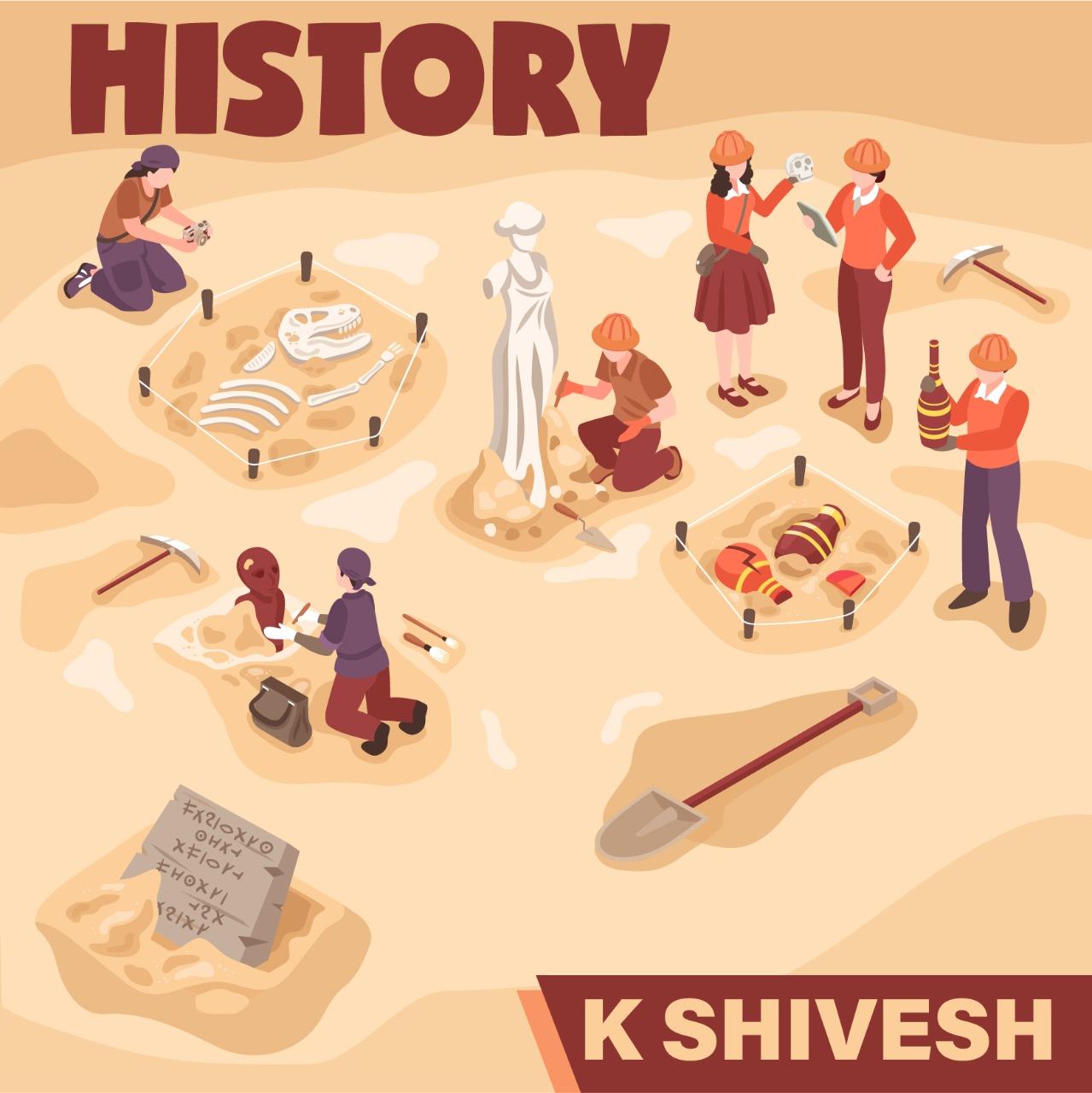 K Shivesh - INDIAN HISTORY