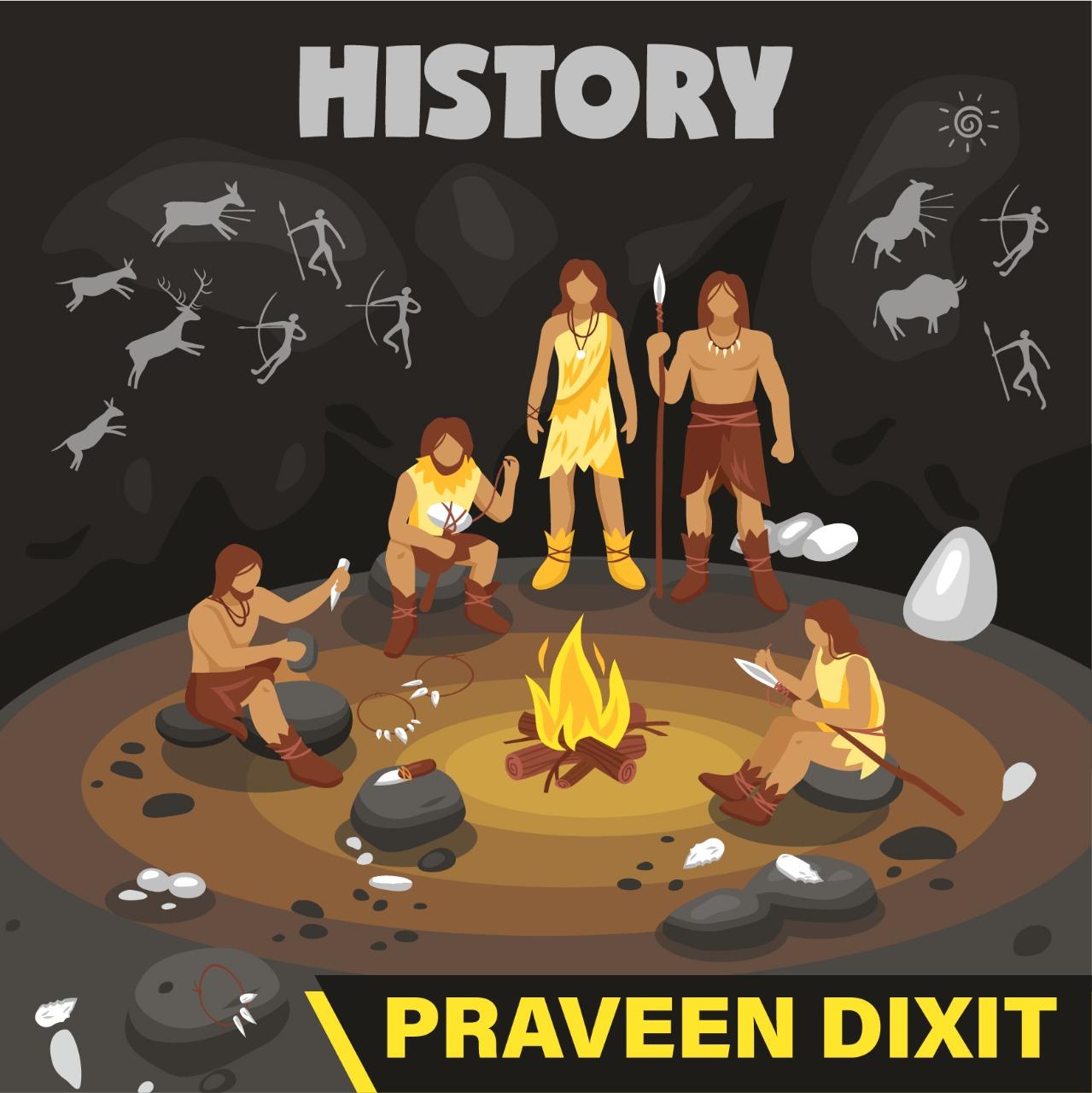 Praveen Dixit - INDIAN HISTORY