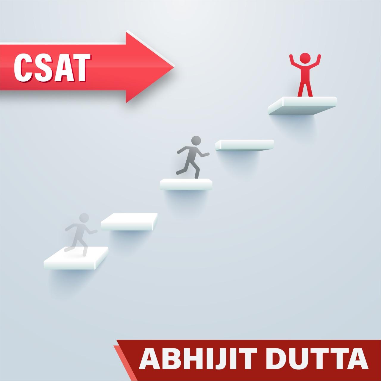 Abhijit Dutta - CSAT